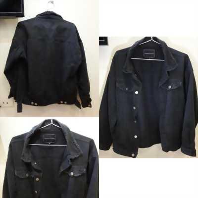 Áo bò thanh lý, màu đen