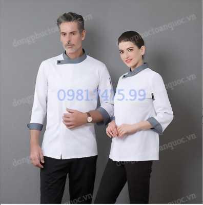 May áo bếp giá rẻ, chất lượng cao tại ĐỒNG PHỤC VIỆT