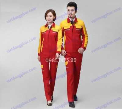 Địa chỉ may đồng phục công nhân tại Hà Nội với giá rẻ và kiểu dáng đẹp nhất