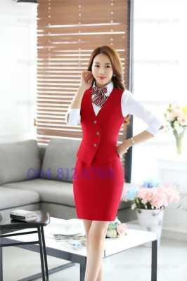 May đồng phục áo gile nữ chất lượng cao, giá rẻ hơn tại VIỆT ĐỒNG PHỤC