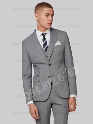 Công ty may áo vest nam công sở cao cấp, giá rẻ, thiết kế đẹp