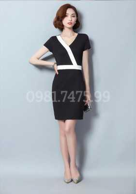Địa chỉ may váy liền đồng phục cao cấp, giá rẻ, tốt nhất hiện nay
