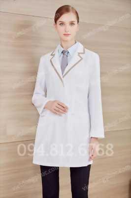 May đồng phục bác sĩ tại Hà Nội đẹp, chuẩn Quy định của Bộ Y Tế
