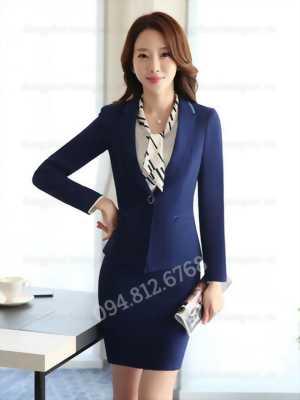 Nhận may áo vest nữ công sở đáp ứng 100% yêu cầu thiết kế
