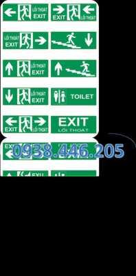 Đèn exit giá rẻ tại tp HCM, gọi ngay 0938446205