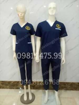 May trang phục điều dưỡng giá rẻ, chuẩn mẫu, chuẩn màu, và nhanh chóng