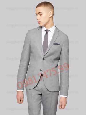 Địa chỉ may đồng phục áo vest nam công sở nhiều màu sắc, chất lượng