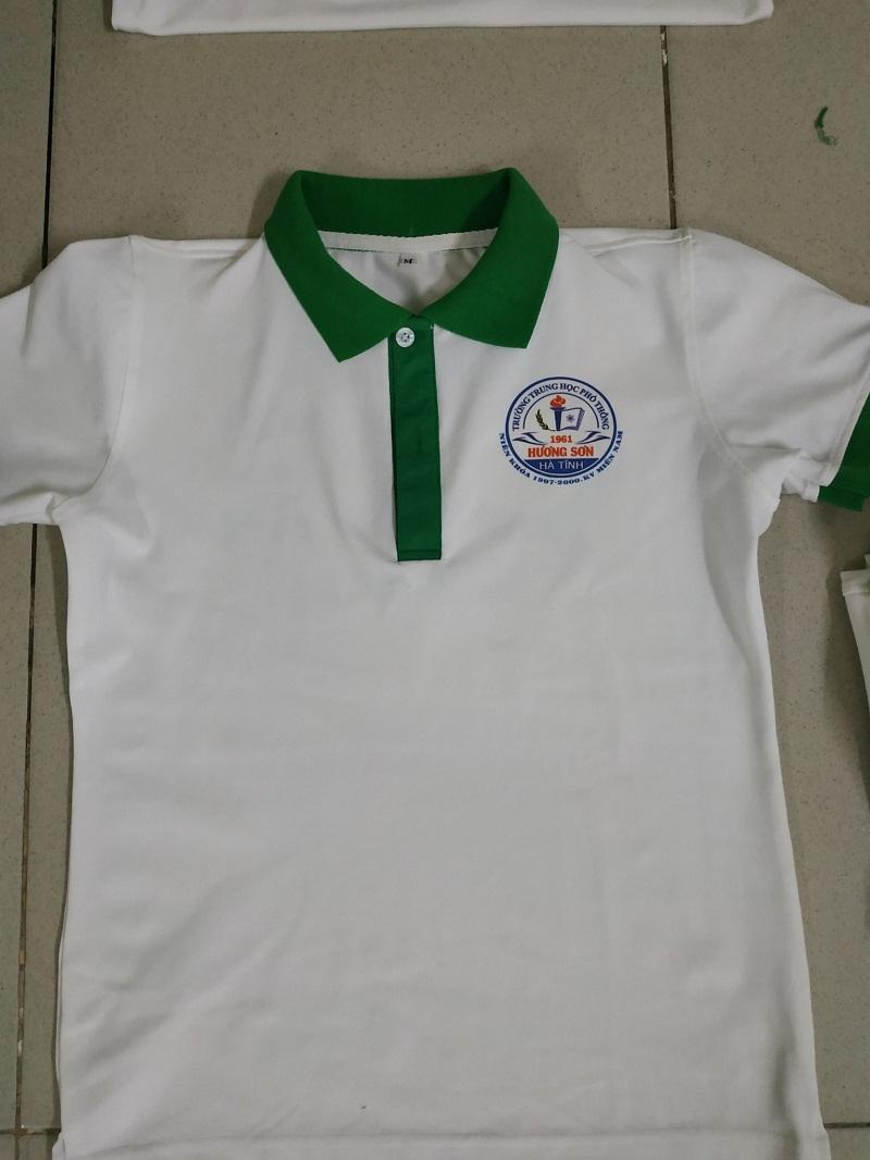 cơ sở may áo thun đồng phục công ty số lượng lớn ở bình dương