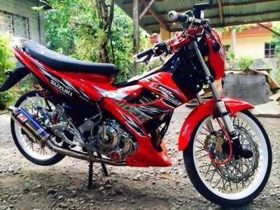 Suzuki Raider 2015 Đỏ Đen Chính Chủ