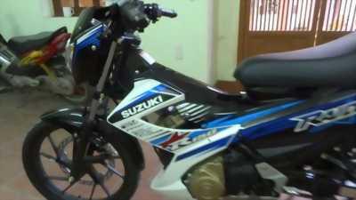 Raider 150cc đăng ký 2015