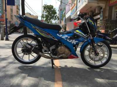 Suzuki Raider Xanh Blue 2014