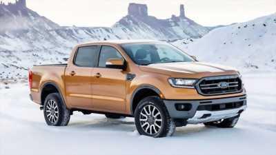Ford Ranger 2019 giá ưu đãi trong tháng chỉ từ