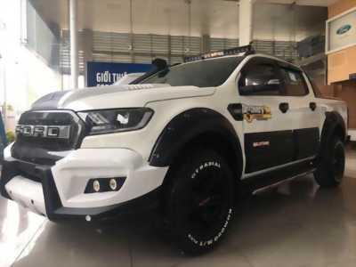 Bán Ford Ranger Wildtrak New 2018 đủ màu