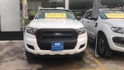 Bán Ford Ranger XL 2 cầu số sàn Trắng đời 2015