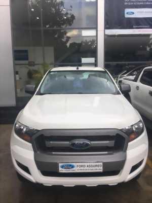 Ford Ranger XLS MT Trắng 2016 giá thỏa thuận