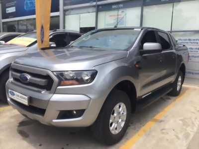 Bán Ford Ranger XLS AT Bạc đời 2017 giá thỏa thuận