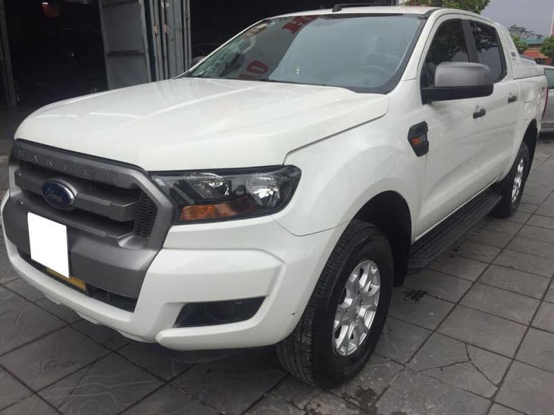 Cần bán Ford Ranger 2016 số sàn máy dầu. Xe 1 cầu
