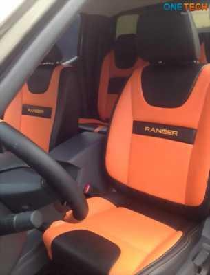 Bọc ghế da xe Ford Range đẹp và sang trọng