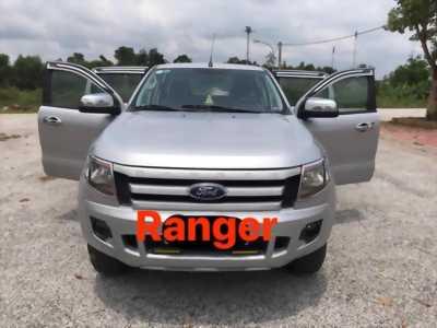 Bán Ford Ranger 2016 số sàn màu Bạc