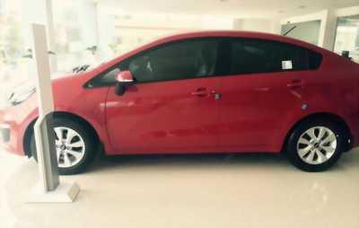 Cần tim chủ mới cho xe kia Rio đời 2017 màu đỏ, đảm bảo chất lượng cho xe tốt nhất giá thương lượng
