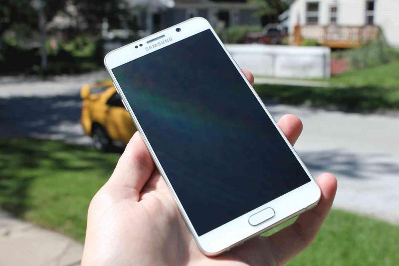 Điện thoại Samsung Note 5