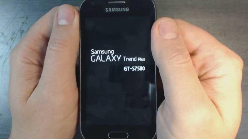 Samsung gt7580