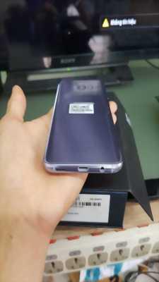 Samsung galaxy s8+ tím khối