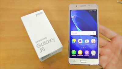 Galaxy J5 2016 Gold