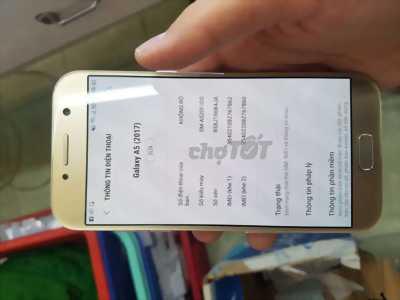 Samsung Galaxy A5 Vàng 32 GB