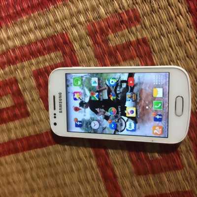 Samsung Galaxy Trend Plus White