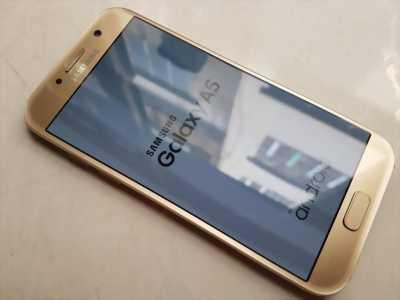 Samsung A5 2017 vàng 32GB