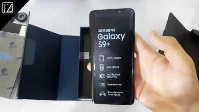 Samsung Galaxy S9 Plus 128GB Fullbox Like New