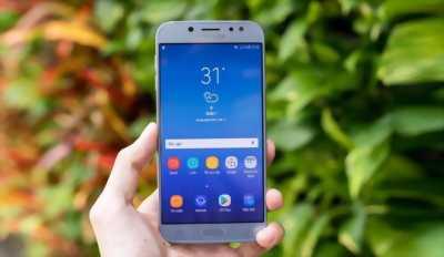 Samsung j7 prime xanh leng keng