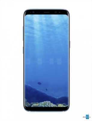 Giao lưu hoặc bán Samsung  S8 chính hãng 64gb
