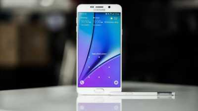 Samsung Galaxy Note 5 Hồng 64 GB