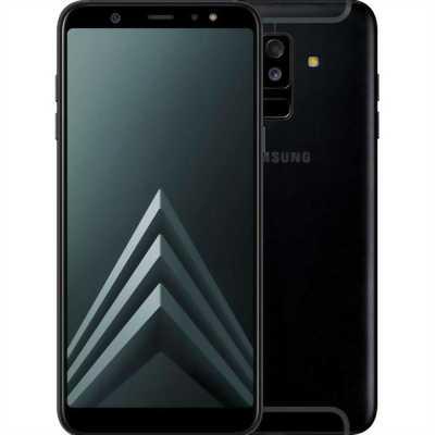 Samsung Galaxy A6 16 GB đen