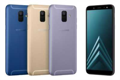 Samsung Galaxy A6 Plus 128 GB đen new 100%