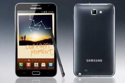 Samsung Galaxy Note 1 bề kính giá xác