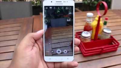 Samsung Galaxy J5 Trắng 16 GB