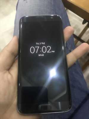 Samsung Galaxy S7 Edge Gold Hàn zin keng