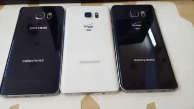 Samsung Galaxy Note 5 White Hàn zin nguyên