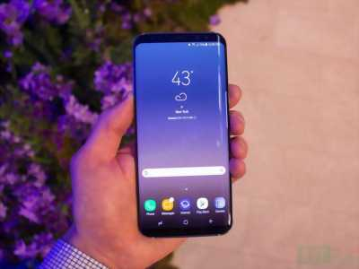 Samsung Galaxy S8 Plus Black Ram 6Gb/128Gb