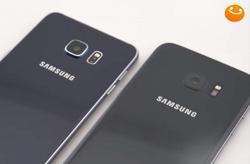 Samsung Galaxy A7 Đen