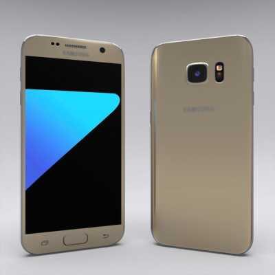 Galaxy S7 vàng 2sim