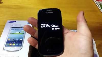 Samsung Galaxy S3 Đen