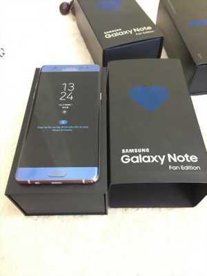 Samsung Note FE Full Box còn BH 6 Tháng TGDĐ 2sim
