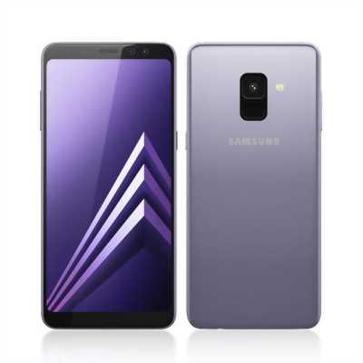 Samsung Galaxy A8 Plus 64 GB Xanh chính hãng