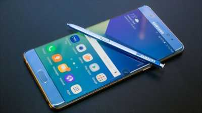 Samsung Note FE xanh coral bản Hàn