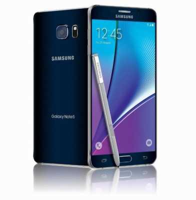Samsung Galaxy Note 5 64 GB xanh dương