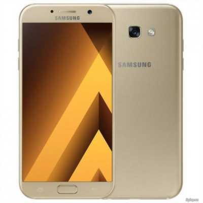 Samsung A7 2017 Gold chính hãng 2sim Ship Cod